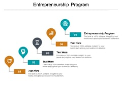 Entrepreneurship Program Ppt PowerPoint Presentation Designs Download