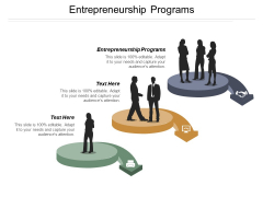 Entrepreneurship Programs Ppt Powerpoint Presentation Gallery Shapes Cpb