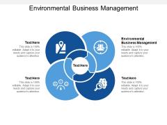 Environmental Business Management Ppt PowerPoint Presentation Portfolio Slides Cpb