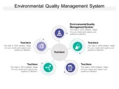 Environmental Quality Management System Ppt PowerPoint Presentation Professional Designs Download Cpb
