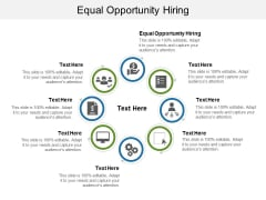 Equal Opportunity Hiring Ppt PowerPoint Presentation Portfolio Information Cpb Pdf