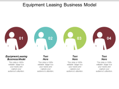 Equipment Leasing Business Model Ppt Powerpoint Presentation Inspiration Styles Cpb