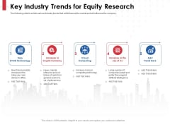 Equity Analysis Project Key Industry Trends For Equity Research Ppt PowerPoint Presentation Model Styles PDF