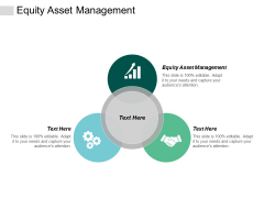 Equity Asset Management Ppt Powerpoint Presentation Summary Influencers Cpb