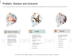 Equity Crowd Investing Problem Solution And Outcome Ppt Styles Layout PDF