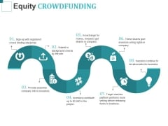 Equity Crowdfunding Ppt PowerPoint Presentation Layouts Diagrams