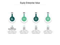 Equity Enterprise Value Ppt PowerPoint Presentation Show Picture Cpb Pdf