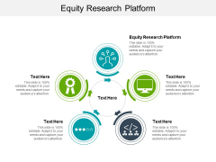 Equity Research Platform Ppt PowerPoint Presentation Summary Themes Cpb