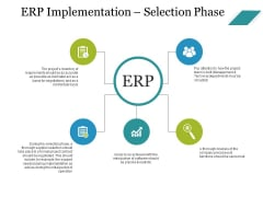 Erp Implementation Selection Phase Ppt PowerPoint Presentation Icon Slide Portrait