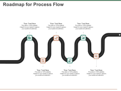 Escape Plan Venture Capitalist Roadmap For Process Flow Ppt Infographics Skills PDF