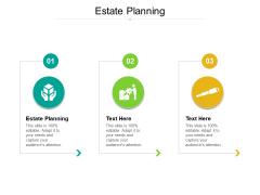 Estate Planning Ppt PowerPoint Presentation Portfolio Graphic Images Cpb