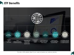 Etf Benefits Ppt Powerpoint Presentation Slides Rules
