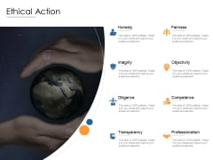 Ethical Action Ppt PowerPoint Presentation Slides Example Topics