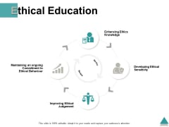 Ethical Education Ppt PowerPoint Presentation Layouts Influencers