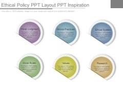 Ethical Policy Ppt Layout Ppt Inspiration