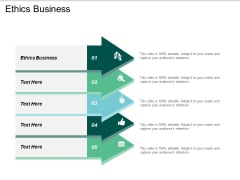 Ethics Business Ppt PowerPoint Presentation Infographics File Formats Cpb