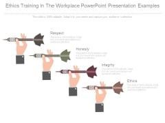 Ethics Training In The Workplace Powerpoint Presentation Examples