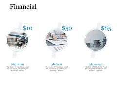 Evaluating Target Market Segments Financial Ppt Styles Summary PDF