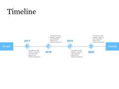 Evaluating Target Market Segments Timeline Ppt Slides Files PDF