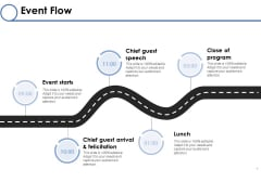 Event Flow Ppt PowerPoint Presentation Summary Gridlines