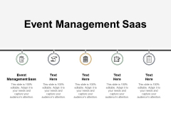 Event Management Saas Ppt PowerPoint Presentation Infographics Layout Ideas Cpb