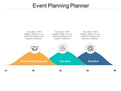 Event Planning Planner Ppt PowerPoint Presentation Layouts Graphics Download