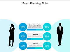 Event Planning Skills Ppt PowerPoint Presentation Inspiration Ideas Cpb