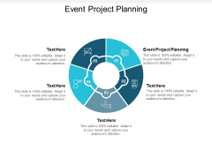 Event Project Planning Ppt PowerPoint Presentation Show Guidelines Cpb