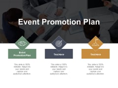 Event Promotion Plan Ppt PowerPoint Presentation Summary Ideas Cpb