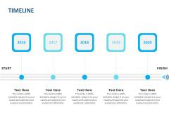 Event Time Announcer Timeline Ppt File Slideshow PDF