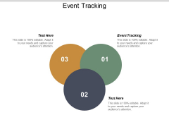 Event Tracking Ppt PowerPoint Presentation Infographic Template Outfit Cpb