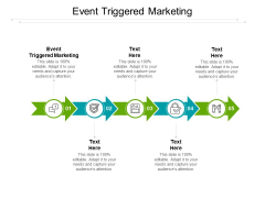 Event Triggered Marketing Ppt PowerPoint Presentation Infographic Template Example Topics Cpb