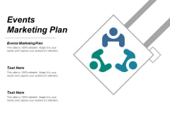 Events Marketing Plan Ppt PowerPoint Presentation Pictures Guide