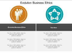 Evolution Business Ethics Ppt PowerPoint Presentation Layouts Slides Cpb