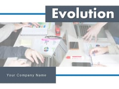 Evolution Cloud Technology Ppt PowerPoint Presentation Complete Deck