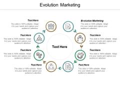 Evolution Marketing Ppt PowerPoint Presentation Styles File Formats