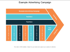 Example Advertising Campaign Ppt Powerpoint Presentation Pictures Show Cpb