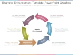 Example Enhancement Template Powerpoint Graphics