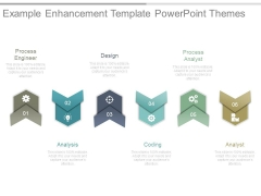 Example Enhancement Template Powerpoint Themes
