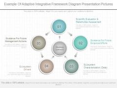 Example Of Adaptive Integrative Framework Diagram Presentation Pictures