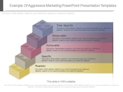 Example Of Aggressive Marketing Powerpoint Presentation Templates