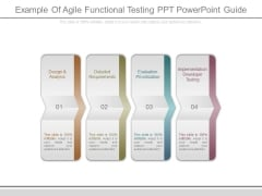 Example Of Agile Functional Testing Ppt Powerpoint Guide
