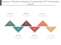 Example Of Business Blueprint Fundamentals Ppt Presentation Visuals