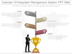 Example Of Integrated Management System Ppt Slide