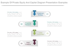 Example Of Private Equity And Capital Diagram Presentation Examples