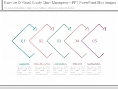 Example Of Retail Supply Chain Management Ppt Powerpoint Slide Images