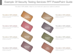 Example Of Security Testing Services Ppt Powerpoint Guide
