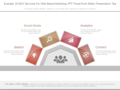 Example Of Seo Services For Web Based Marketing Ppt Powerpoint Slides Presentation Tips