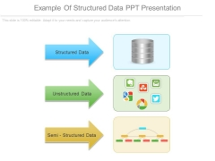 Example Of Structured Data Ppt Presentation