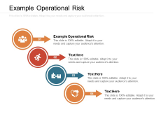 Example Operational Risk Ppt PowerPoint Presentation Gallery Diagrams Cpb Pdf